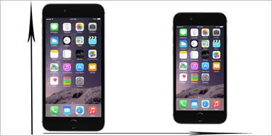 iPhone 6 und 6 Plus zum Ausdrucken