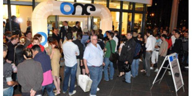 Shops kommen mit iPhone-Lieferung nicht nach