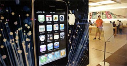 iPhone-Verkauf verdoppelt