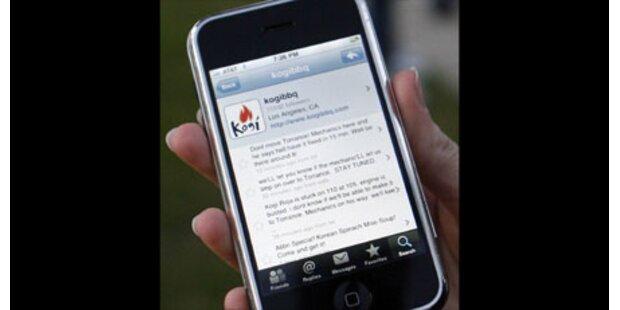Marktanteil bei Smartphones verdoppelt