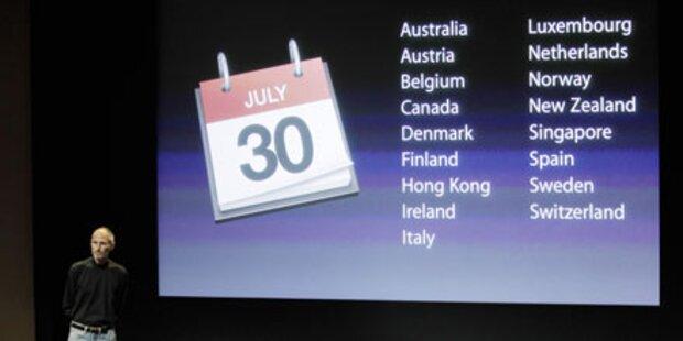 iPhone 4 ab Freitag im Handel