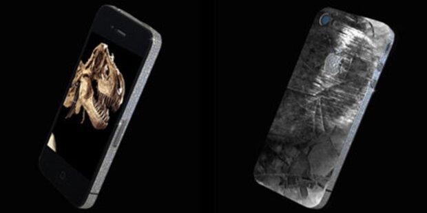 iPhone 4 aus 65 Mio. Jahre altem Meteorit