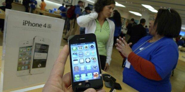 iPhone 4S: Vorverkauf ist angelaufen