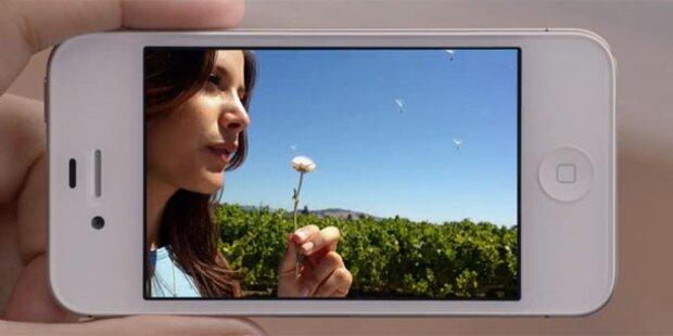 Neues iPhone 4S von Apple im ersten Test
