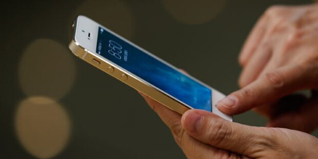 Schwere Lücke bei neuem iPhone 5S