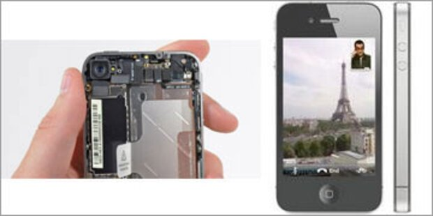 iPhone 5 mit FullHD-Kamera?