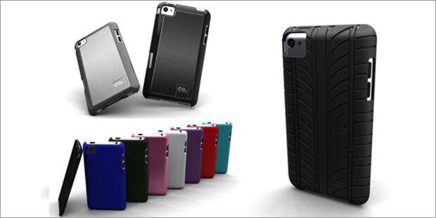 iPhone 5-Hüllen zeigen das neue Design