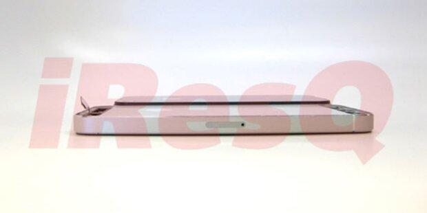 Neue Fotos: iPhone 5 wird superdünn