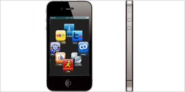 iPhone 5 bekommt kreisförmiges Menü