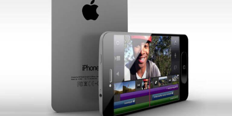 iPhone 5 wird für Herbst erwartet