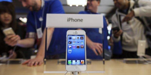 Apple hat 5 Millionen iPhone 5 verkauft