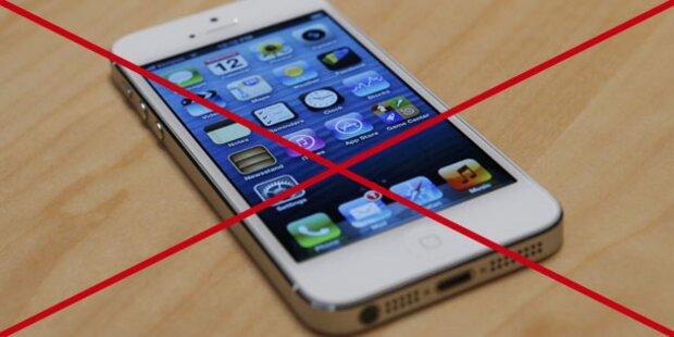 Jetzt will Samsung das iPhone 5 stoppen