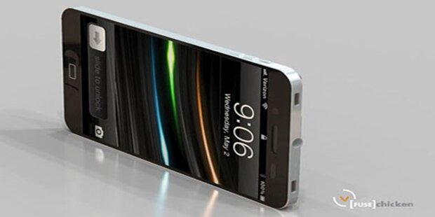 iPhone 5: Apple bestellt 4-Zoll-Displays