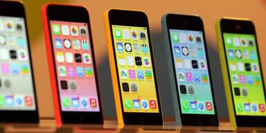 iPhone 5S und 5C: Alle Infos zum Start