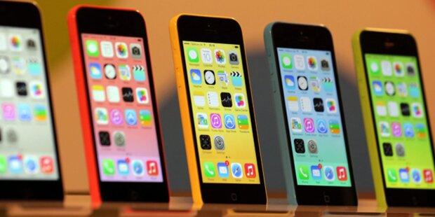 9 Millionen iPhones an drei Tagen verkauft