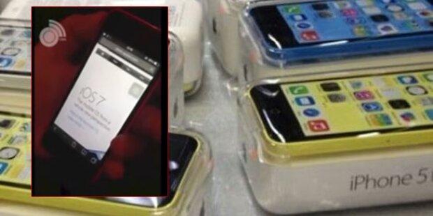 Video soll iPhone 5C in Aktion zeigen