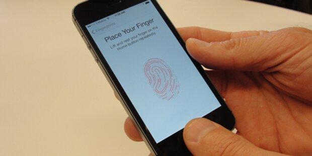 iPhone 5S belebt Biometrie-Branche