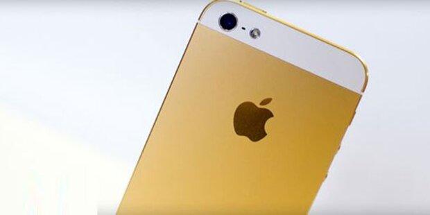 iPhone 5S & 5C: Neue Infos und Starttermin