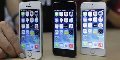 Apple verkauft so viele iPhones wie nie