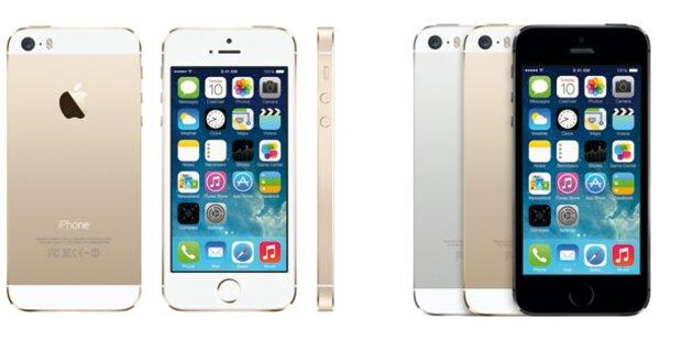 Alle Infos vom brandneuen iPhone 5S