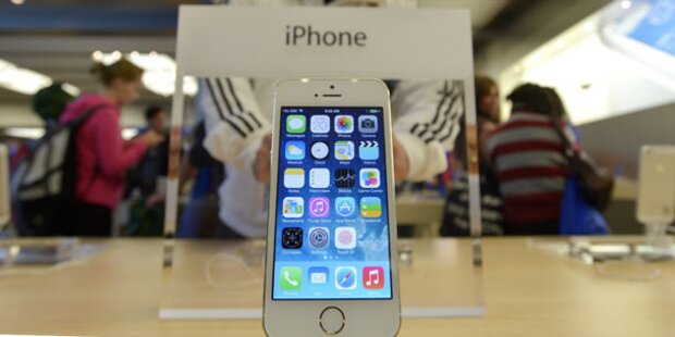 iPhone 6 soll mit 4,8-Zoll-Display kommen