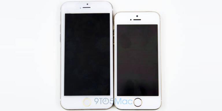 iPhone 6 offenbar mit Super-Display