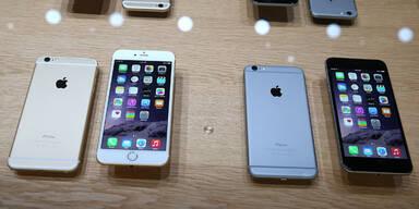 4 Millionen iPhone 6 in 24 Stunden