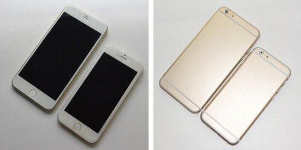 Größeres iPhone 6 kommt später