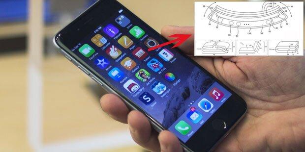 Apple-Patent für biegsames iPhone