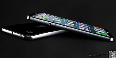 iPhone 6 und iOS 7 bereits im Test