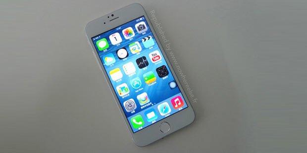 iPhone 6: 13 MP-Kamera & Produktionsstart
