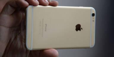 Kommende iPhones werden wasserdicht
