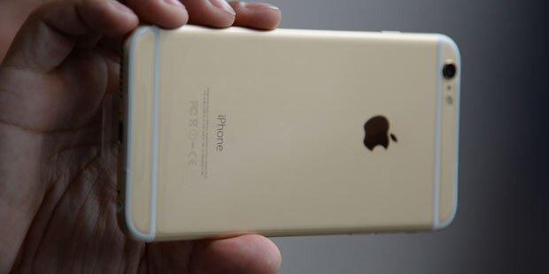 Apple-Patent für bruchsichere iPhones