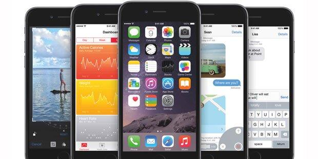 iOS 9 bekommt eine
