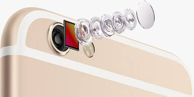 iPhone 6s kommt mit Super-Kamera