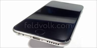 iPhone 6: Fotos zeigen finale Version