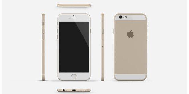 iPhone 6: Display macht Probleme