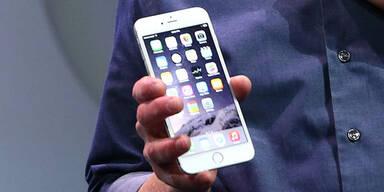 New York: Drei Wochen campen fürs iPhone 6