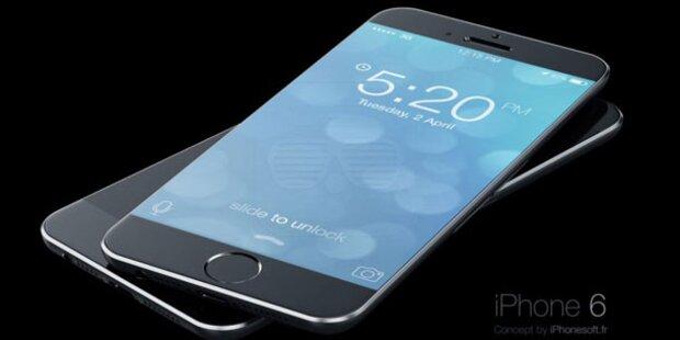 iPhone 6-Display soll sich selbst heilen