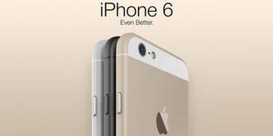 Mega-Panne: Mobilfunker zeigt das iPhone 6