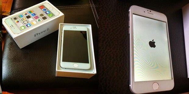 Panne: Beide iPhone 6 offiziell bestätigt