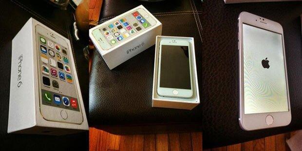 iPhone 6: Neue Fotos aufgetaucht