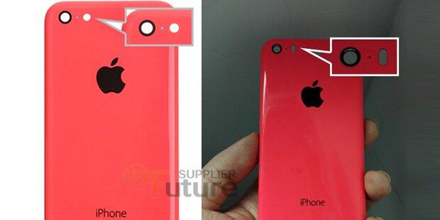 Sehen wir hier schon das iPhone 6c?