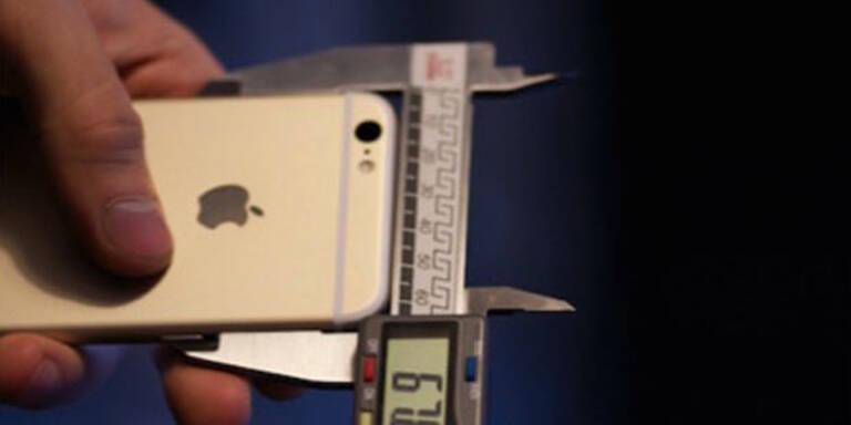 iPhone 6s: Fotos zeigen Design und Größe