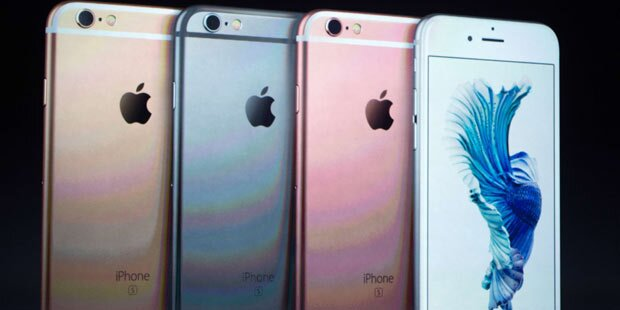 iPhone 6s bei uns erst Ende Oktober?