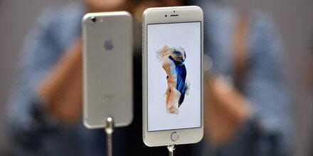 iPhone 6s (Plus) bei uns bestellbar