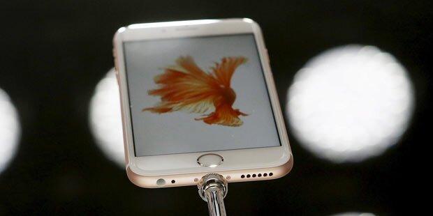 Über 13 Millionen iPhone 6s verkauft