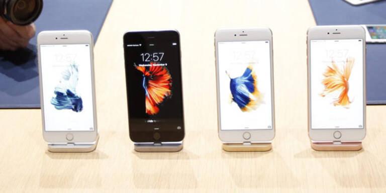 So gigantisch ist der iPhone-Umsatz