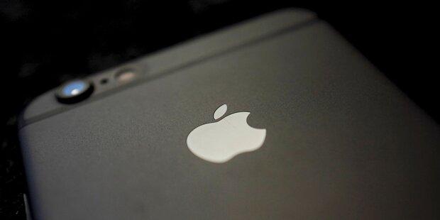 iPhone wird für Apple zum Sorgenkind