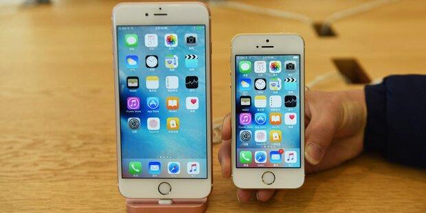 Apple hat 72 Millionen iPhone 7 bestellt